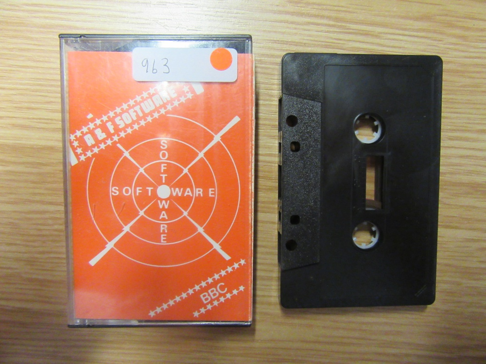 A & F Software - For Sale - Game Bytes - Retro Video Games