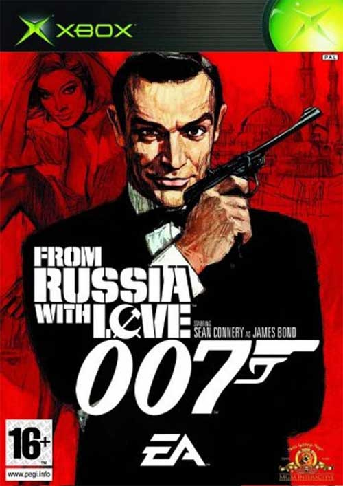 From Russia With Love - 007
