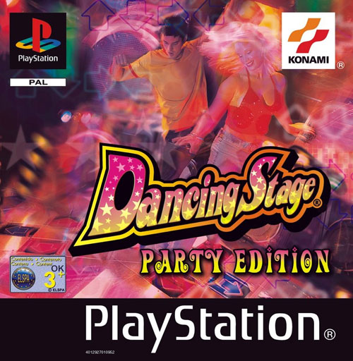 Dancing Stage Party Edition