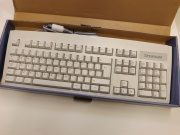 Sega Dreamcast UK Keyboard - Boxed