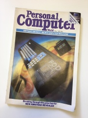 Personal Computer World Magazine - May 1985