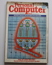 Personal Computer World Magazine - November 1985