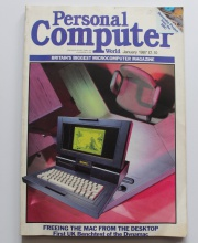 Personal Computer World Magazine - January 1987