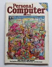 Personal Computer World Magazine - November 1979