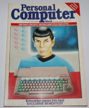 Personal Computer World Magazine - November 1984