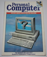 Personal Computer World Magazine - August 1985