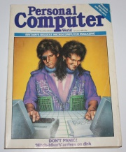 Personal Computer World Magazine - January 1985