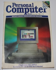 Personal Computer World Magazine - November 1986