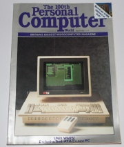 Personal Computer World Magazine - April 1986