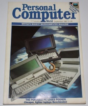 Personal Computer World Magazine - September 1987