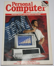 Personal Computer World Magazine - December 1986