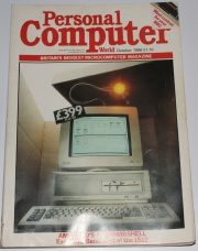 Personal Computer World Magazine - October 1986