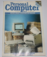 Personal Computer World Magazine - July 1987