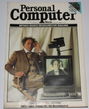 Personal Computer World Magazine - August 1986