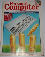 Personal Computer World Magazine - July 1985