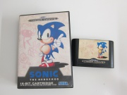 Sonic the Hedgehog (without manual)