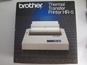 Brother HP-5 Thermal Transfer Printer