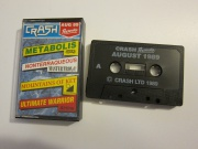 Crash Presents August 1989
