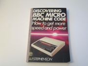 Discovering BBC Micro Machine Code