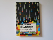 The Book of Listings - Fun Programs for the BBC Micro