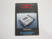 Commodore  1531 Datassette User Guide