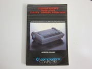 Commodore DPS-1101 Daisy Wheel Printer User Guide