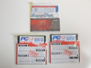 "Set of 3 Cover Disks (5.25"")"