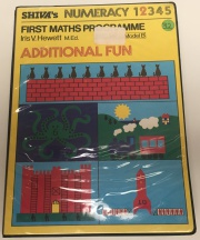 Shiva's Numeracy First Maths Programme - Additional Fun