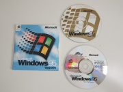 Windows 95 Install and Upgrade CD ROM