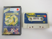 Cascade 50 Games on One Cassette
