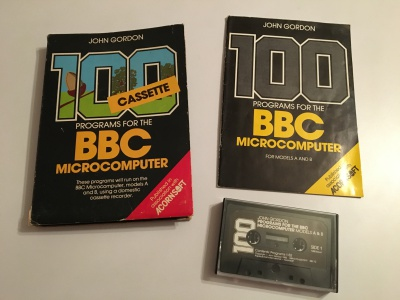 100 Programs for the BBC Microcomputer