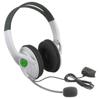 Headset Headphones with Microphone for XBOX 360 Live