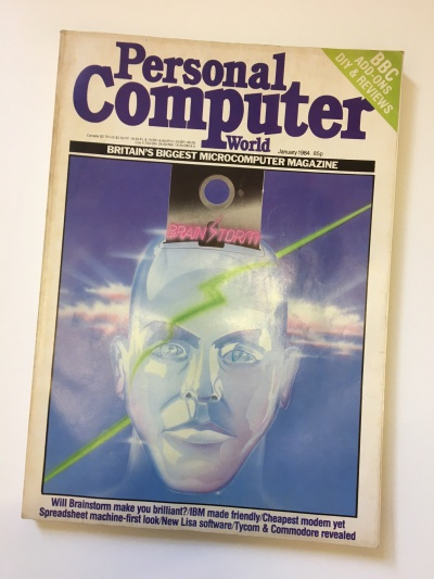 Personal Computer World Magazine - January 1984