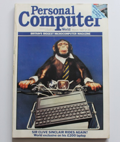Personal Computer World Magazine - March 1987