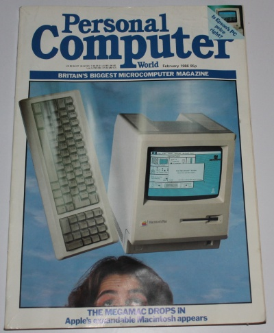 Personal Computer World Magazine - February 1986