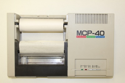 MCP-40 4 Colour Printer/Plotter