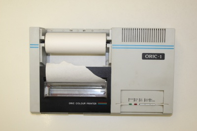 ORIC-1 Colour Printer