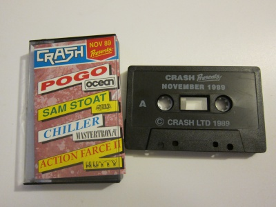 Crash Presents November 1989