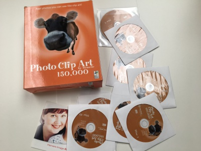 Hemera Photo Clip Art 150,000