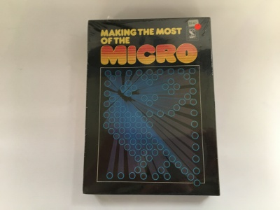 Making the Most of the Micro (Sealed)