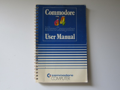Commodore 64 User Manual