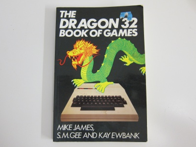 The Dragon 32 Book of Games