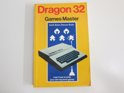 Dragon 32 Games Master
