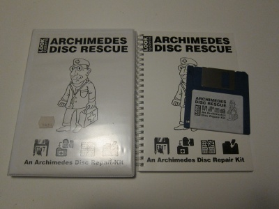 Archimedes Disc Rescue