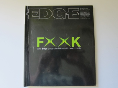 Edge Magazine Issue 105 December 01