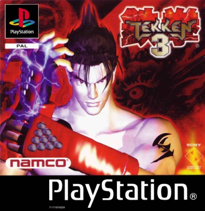 Tekken 3 (Platinum Edition)