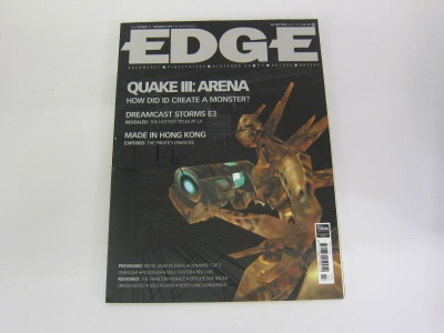 Edge Magazine Issue 73 July 99