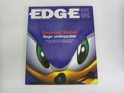 Edge Magazine Issue 95 May 01