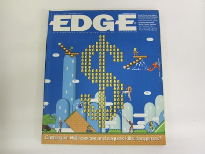 Edge Magazine Issue 113 August 02
