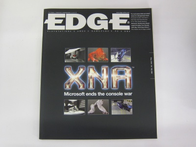 Edge Magazine Issue 136 May 04